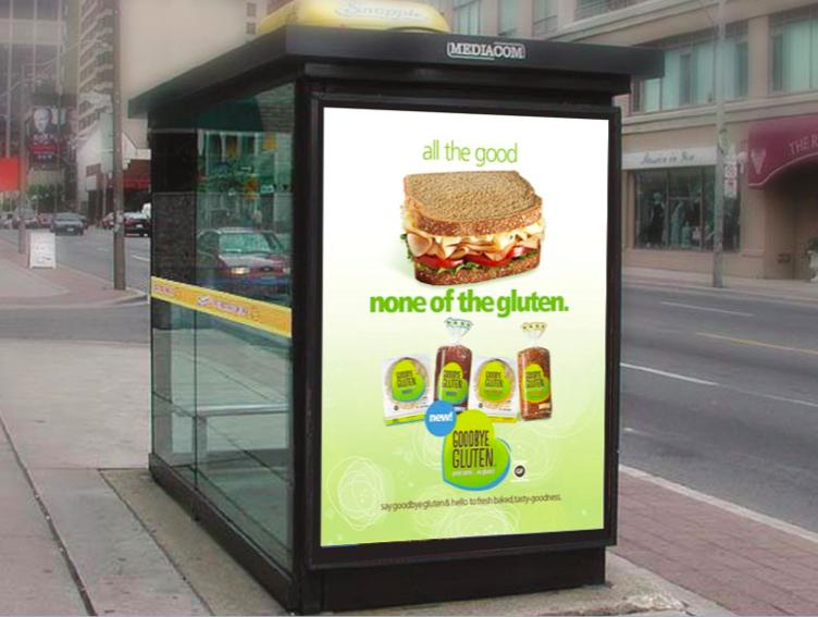 Goodbye Gluten Ad