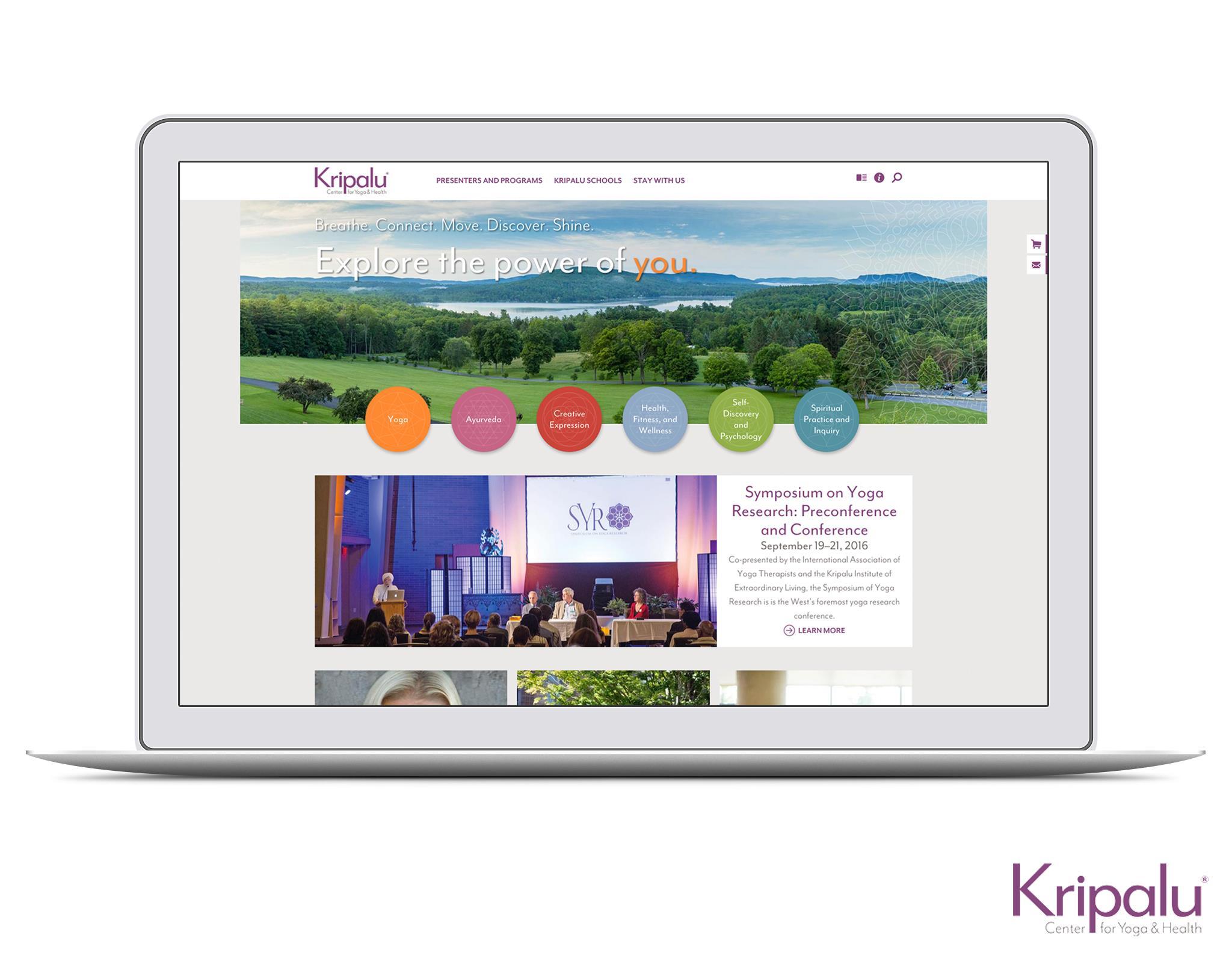 Kripalu: Explore the power of you