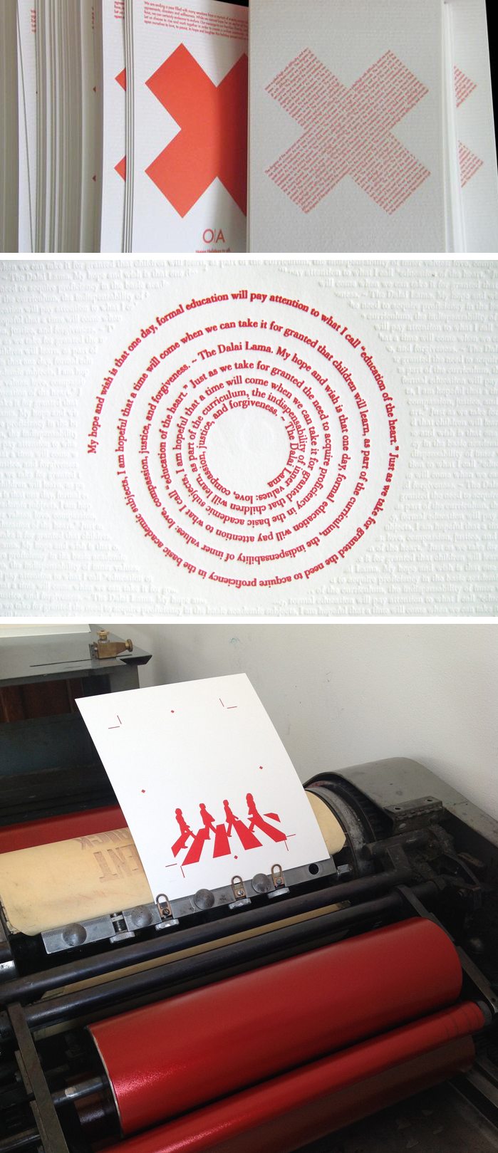 Letterpress Works