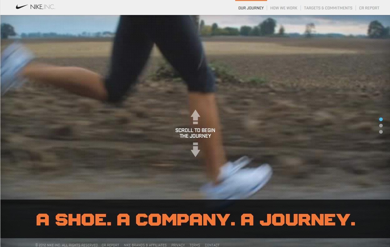Corporate Responsibility Site