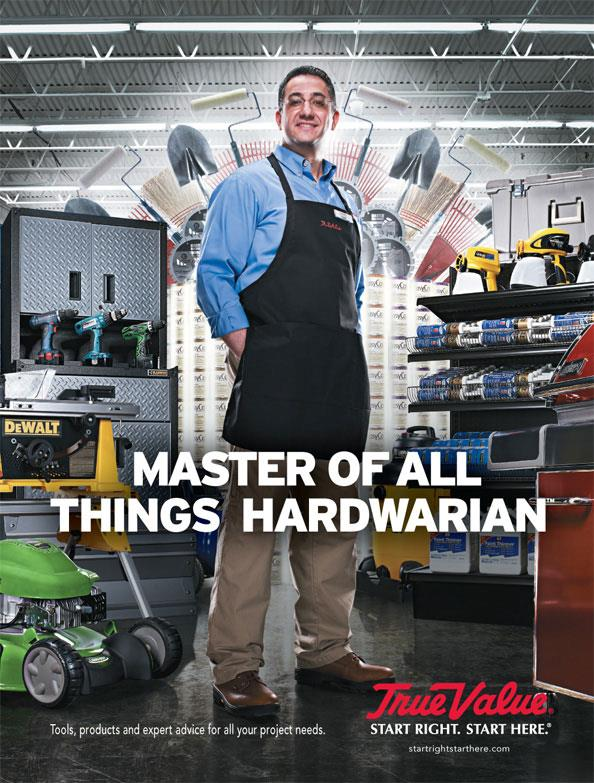True Value Hardware: Master Of All Things Hardwarian/Duel