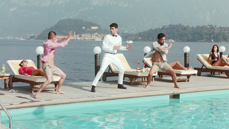Axe, White Gold: Pool