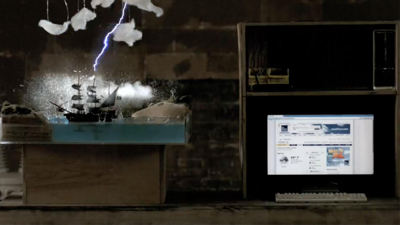 Google Chrome: Lightning