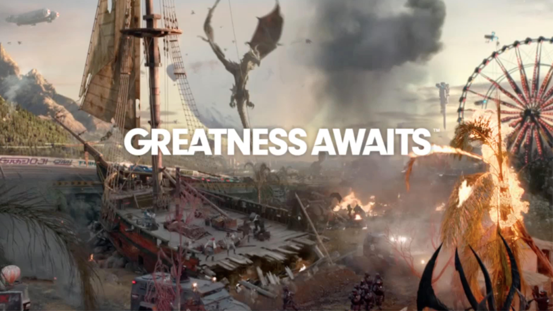 PlayStation: Greatness Awaits