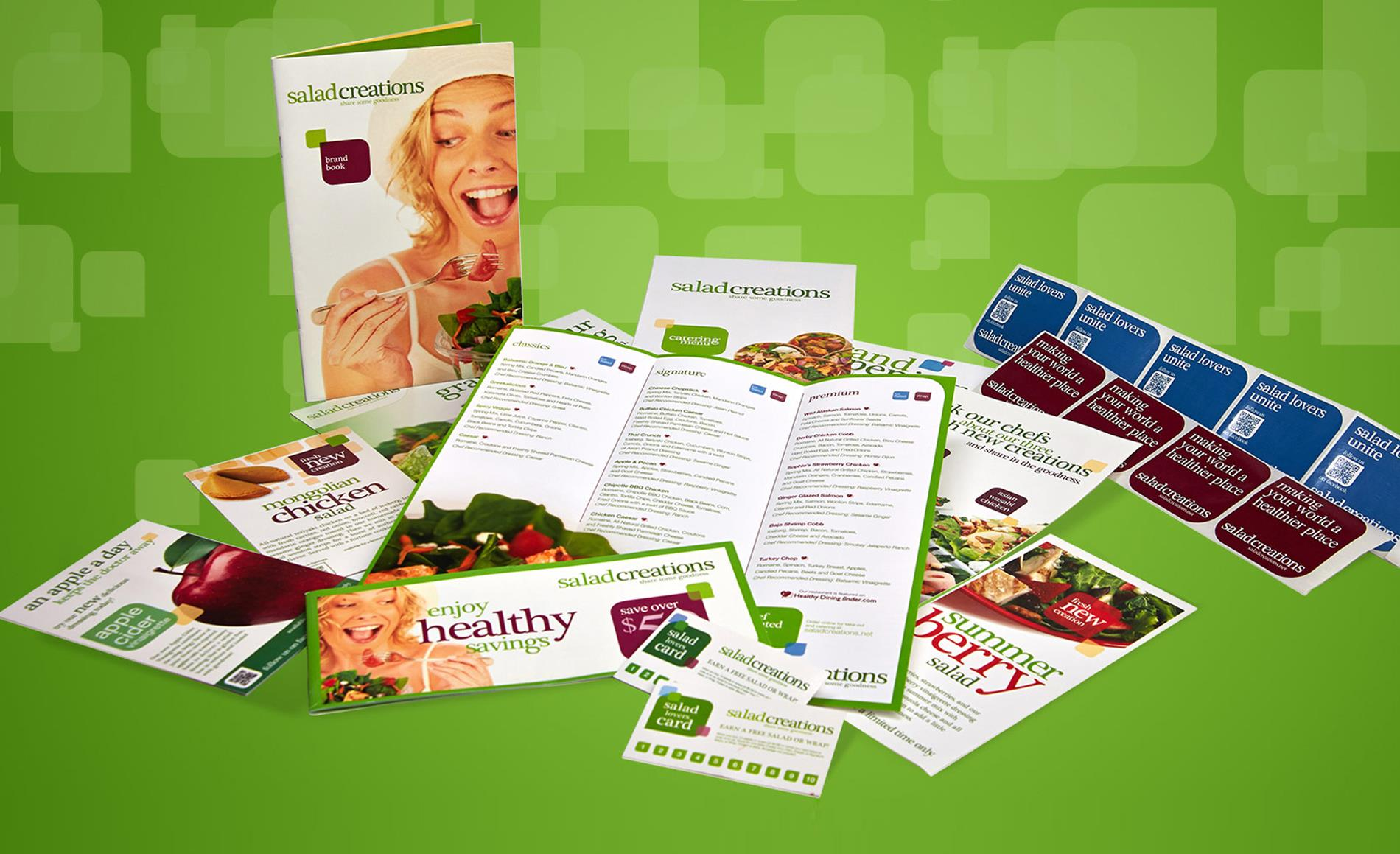 Salad Creations Print Collateral (1)