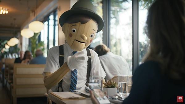 Pinocchio Sequel: Date