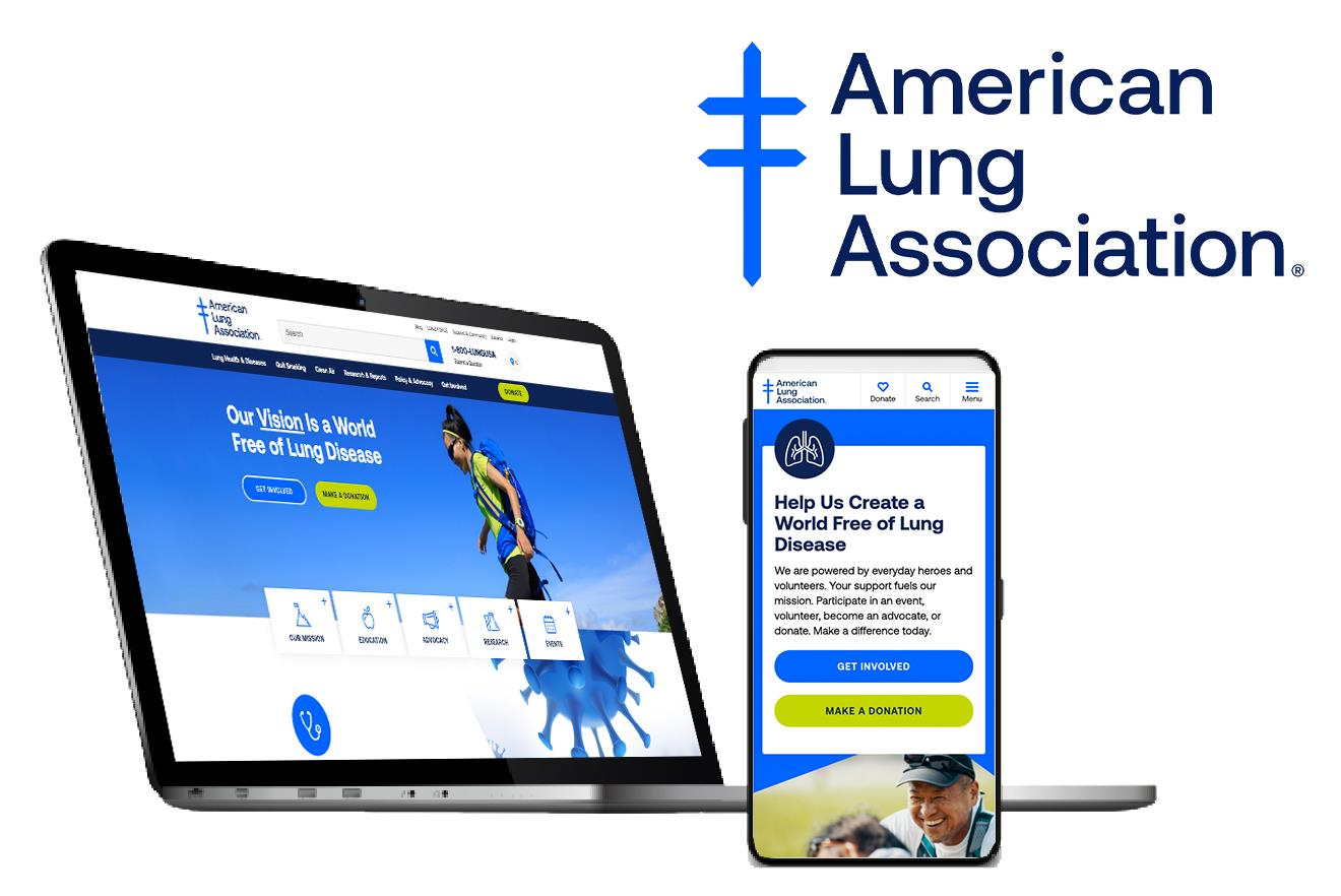 SEO + CX | American Lung Association
