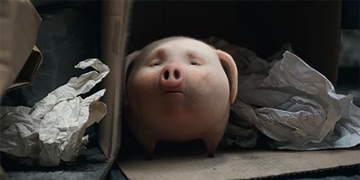 "Santander Bank: ""Piggy"""