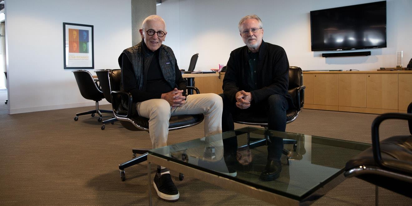 Stan Richards names successor - The Richards Group