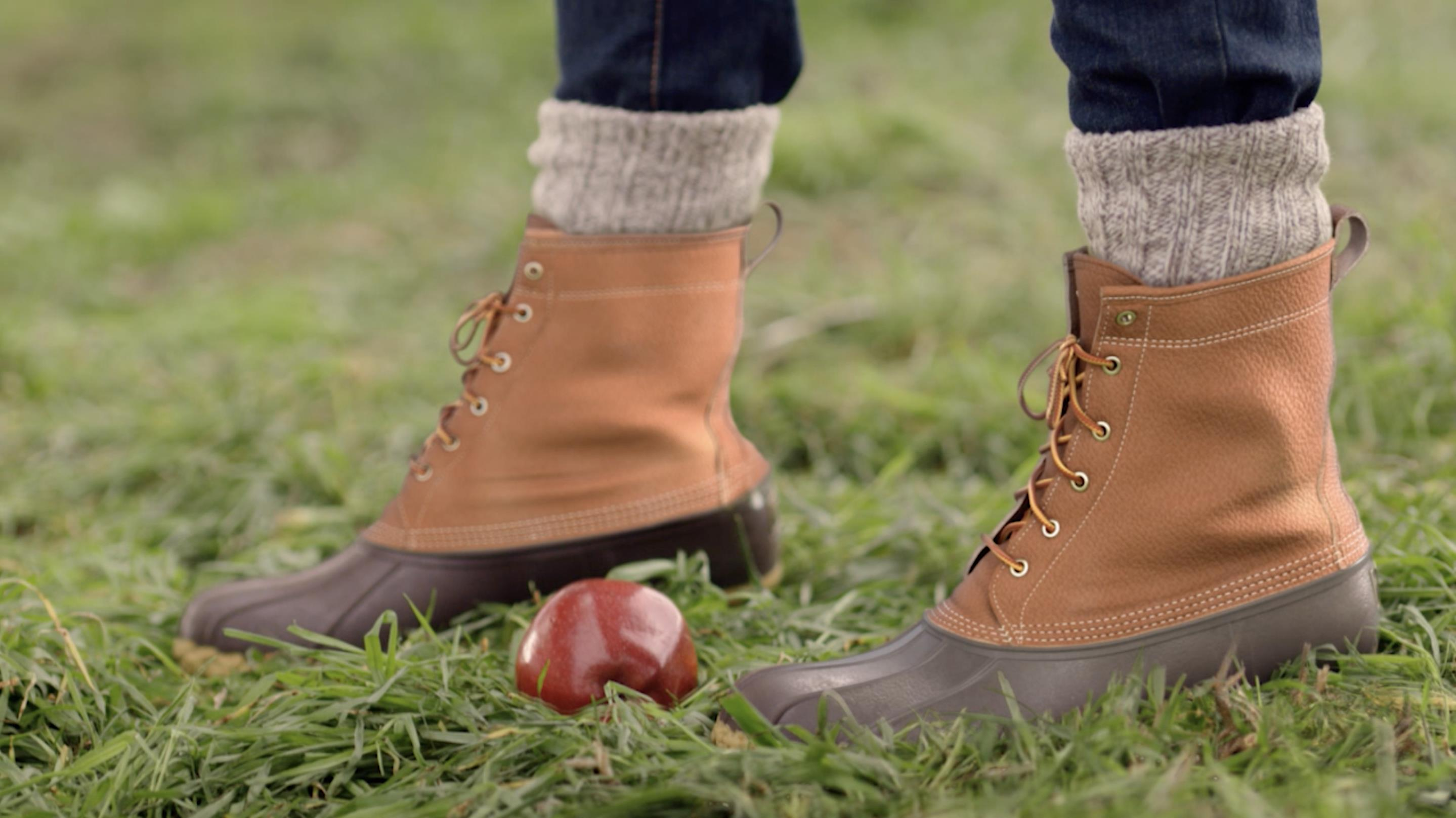 Chamois Lined Boot