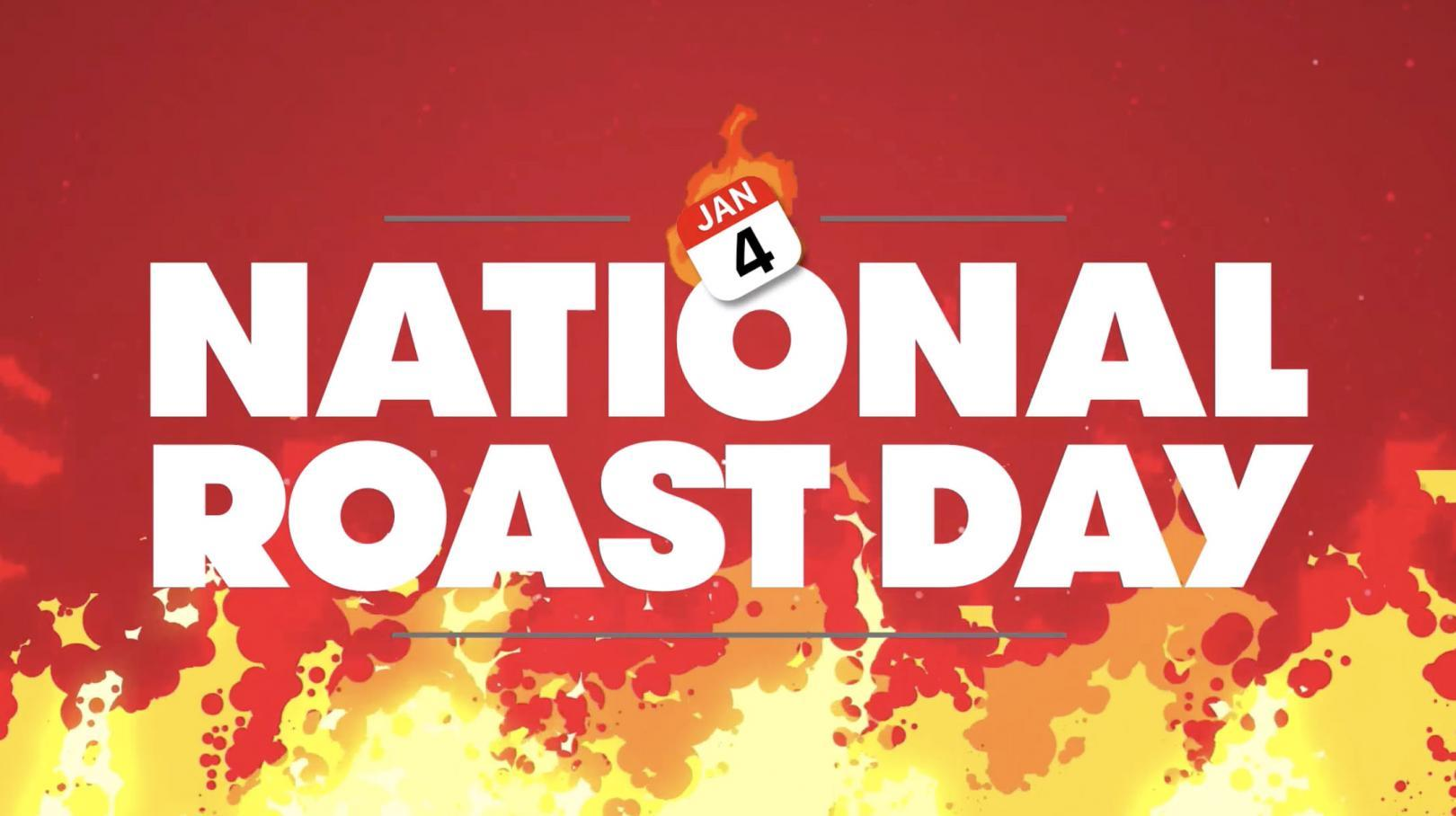 #NATIONALROASTDAY