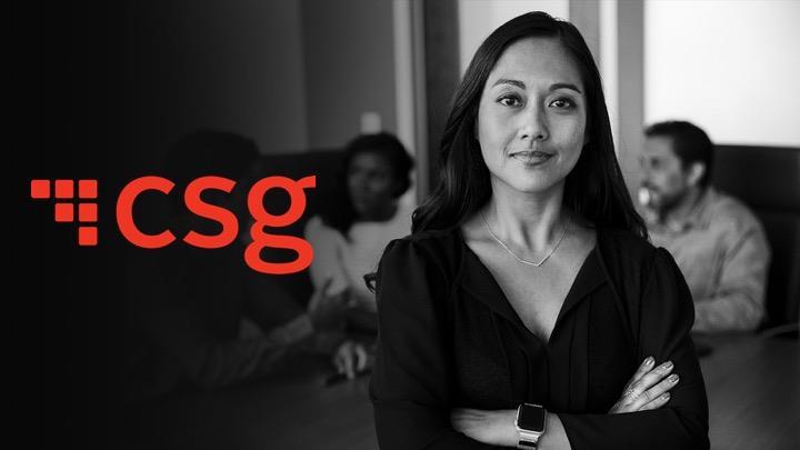 CSG International – External Launch Video