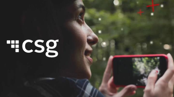 CSG International – Internal Launch Video