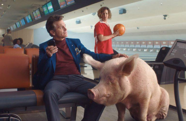 Launching FanDuel in Penn with a 900lb Pig | The Many