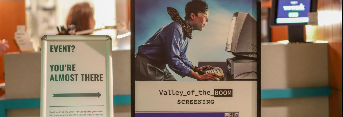 National Geographic - Valley of the Boom
