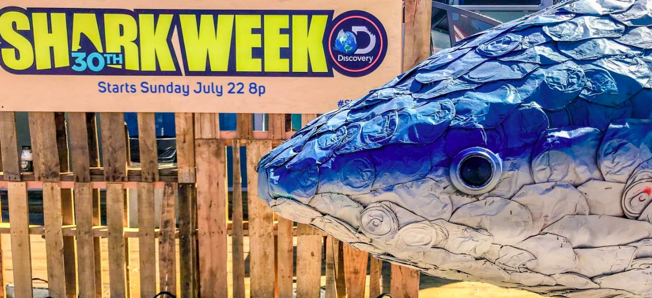 Shark Week 30th Anniversary