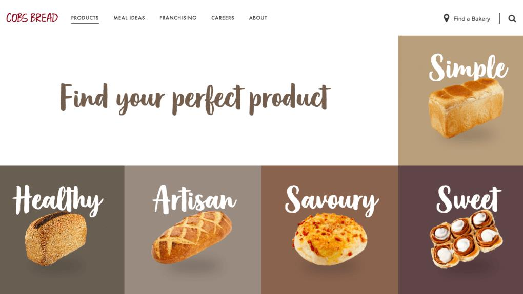 COBS Bread: Translating an amazing in-store experience into an online campaign