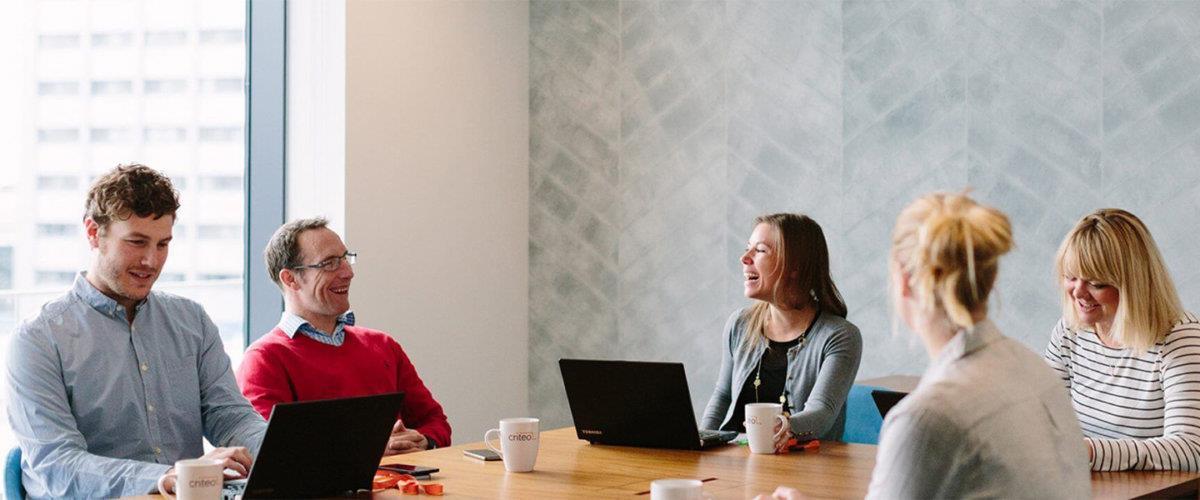 Criteo: Providing a successful digital strategy for a B2B global leader