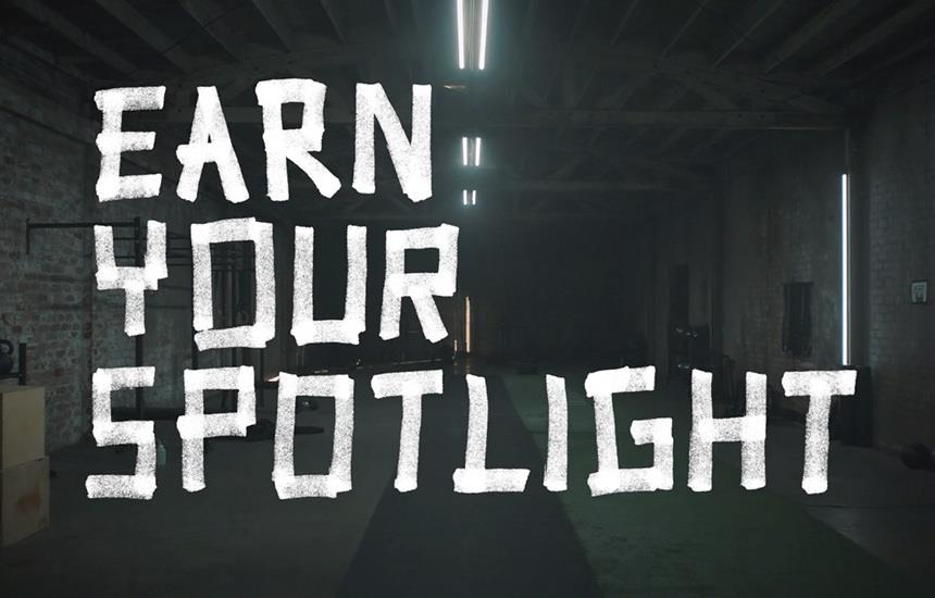 Earn Your Spotlight Campaign