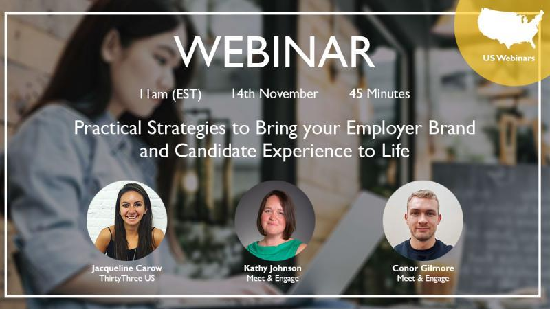 Webinar: Practical Strategies to Bring Your Employer Brand to Life