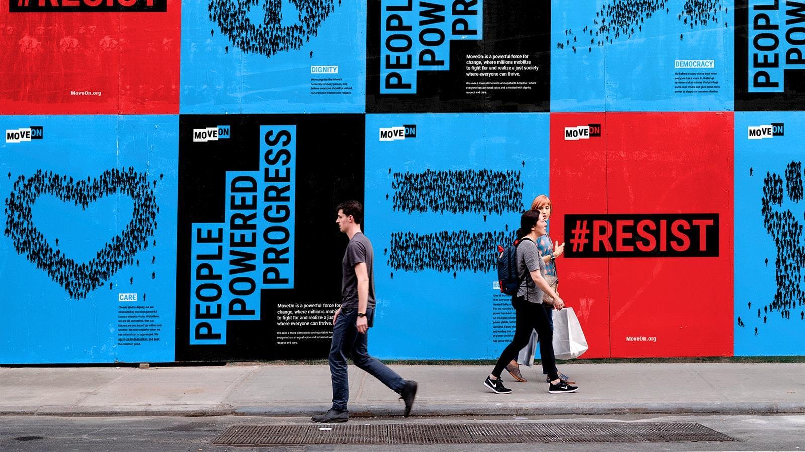 MoveOn: Igniting People Powered Progress