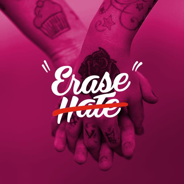 Erase Hate Campaign | The Matthew Sheppard Foundation