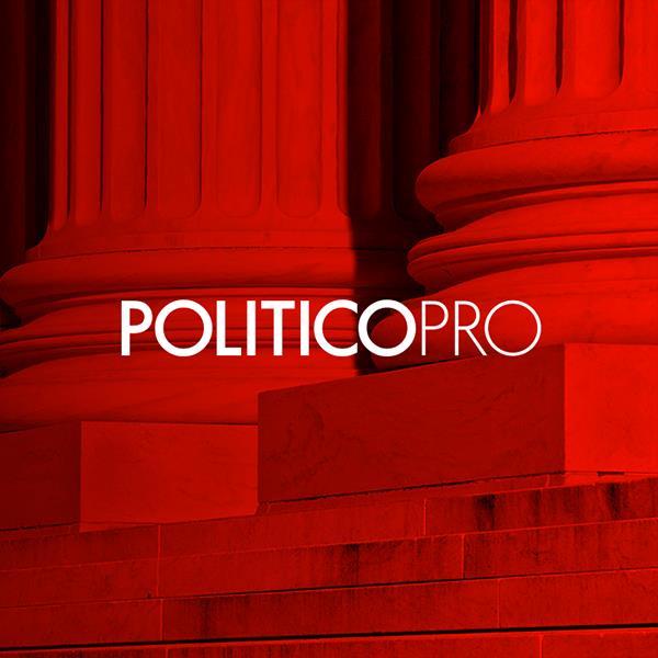 Politico Pro | Fast. Focused. Exact.