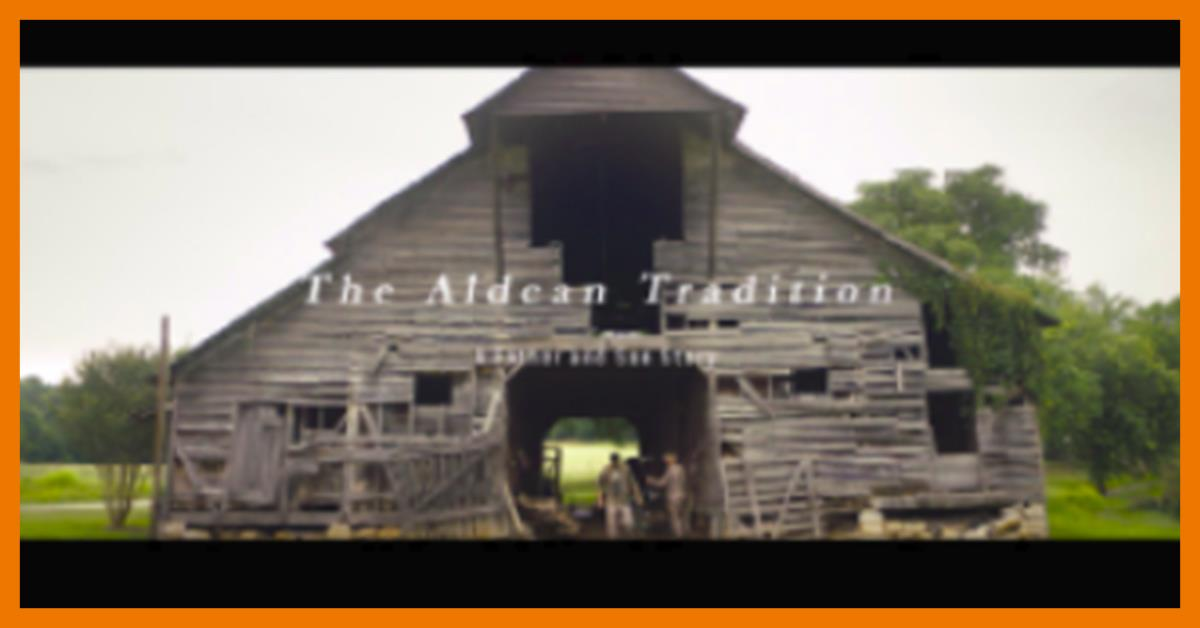 The Aldean Tradition - A Father and Son Story