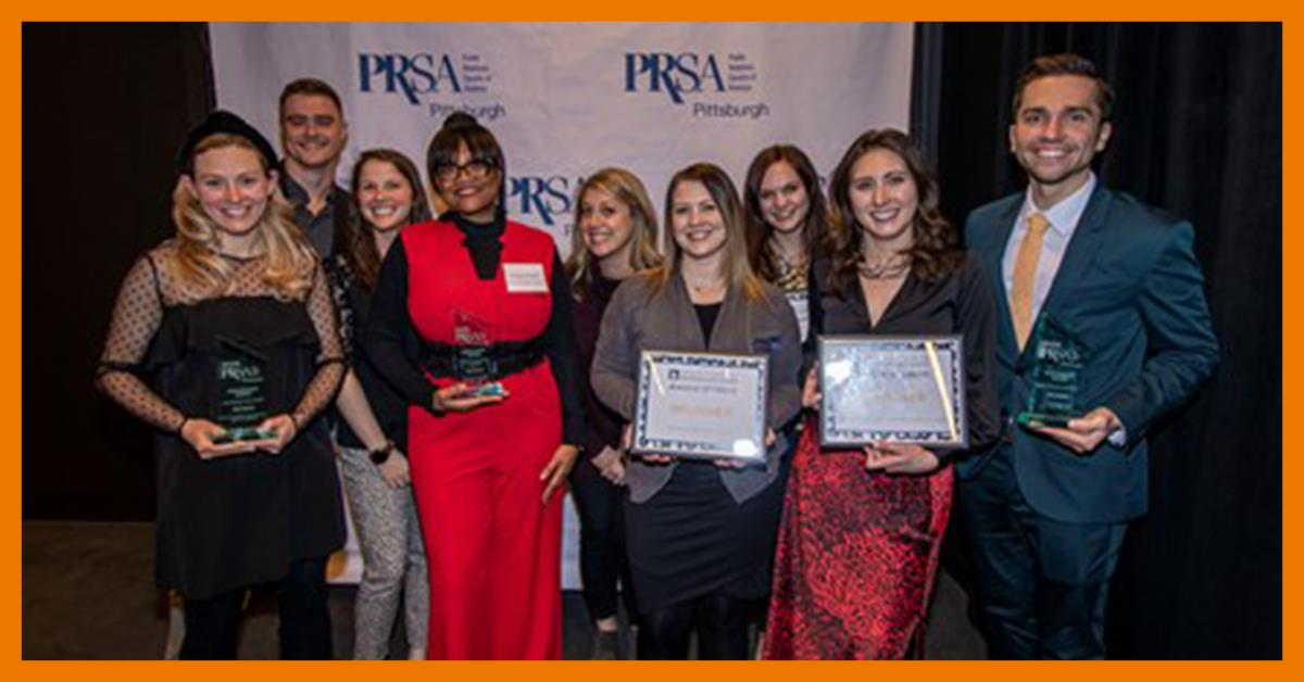 Brunner Starts the New Year with Six Honors Across Four Client Businesses at the 2020 PRSA Pittsburgh Renaissance Awards