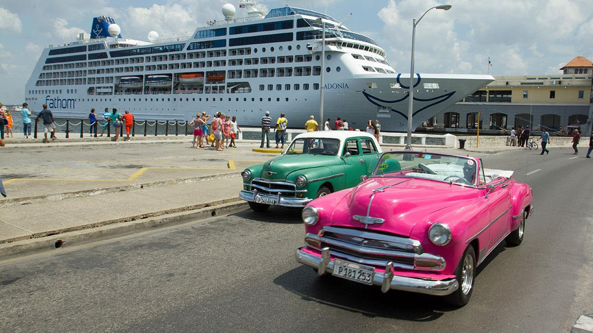 Sailing into History in Cuba