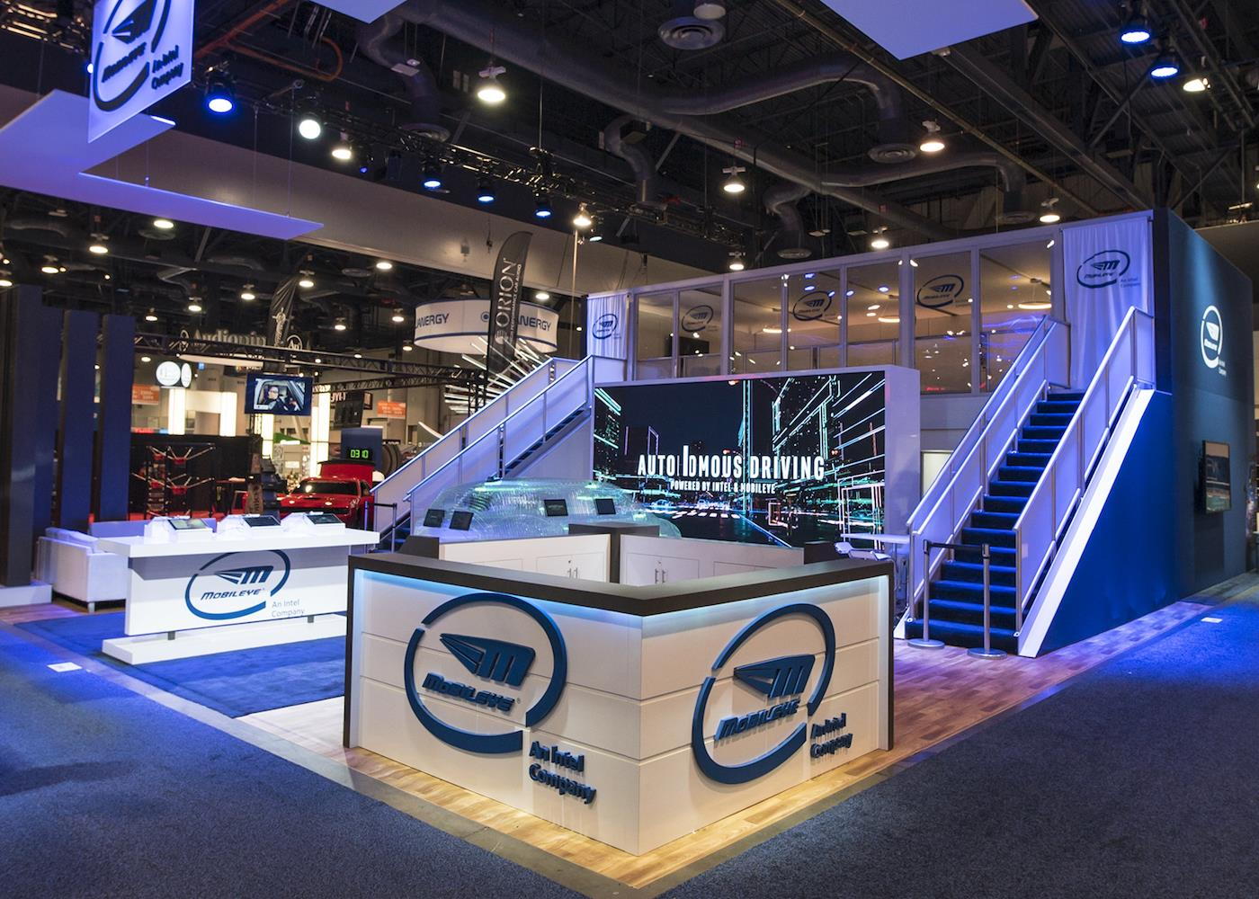Mobileye Experiential Campaign