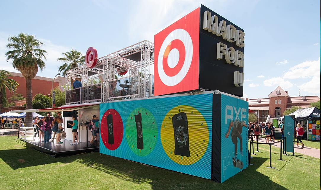 Target Back-to-College