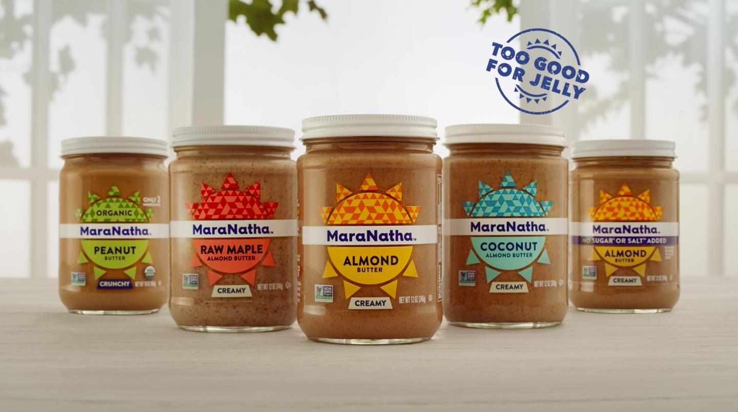 MaraNatha Nut Butters: Too Good for Jelly