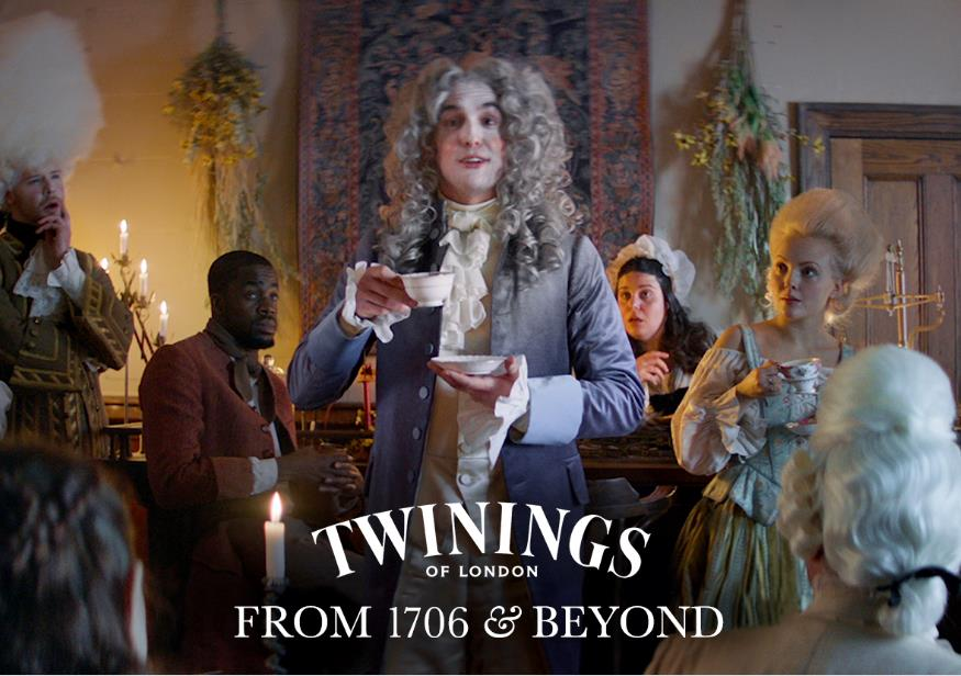 Twinings: From 1706 and Beyond