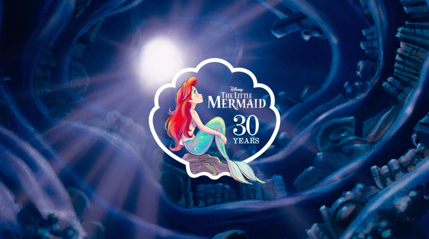 The Walt Disney Company: The Little Mermaid 30th Anniversary