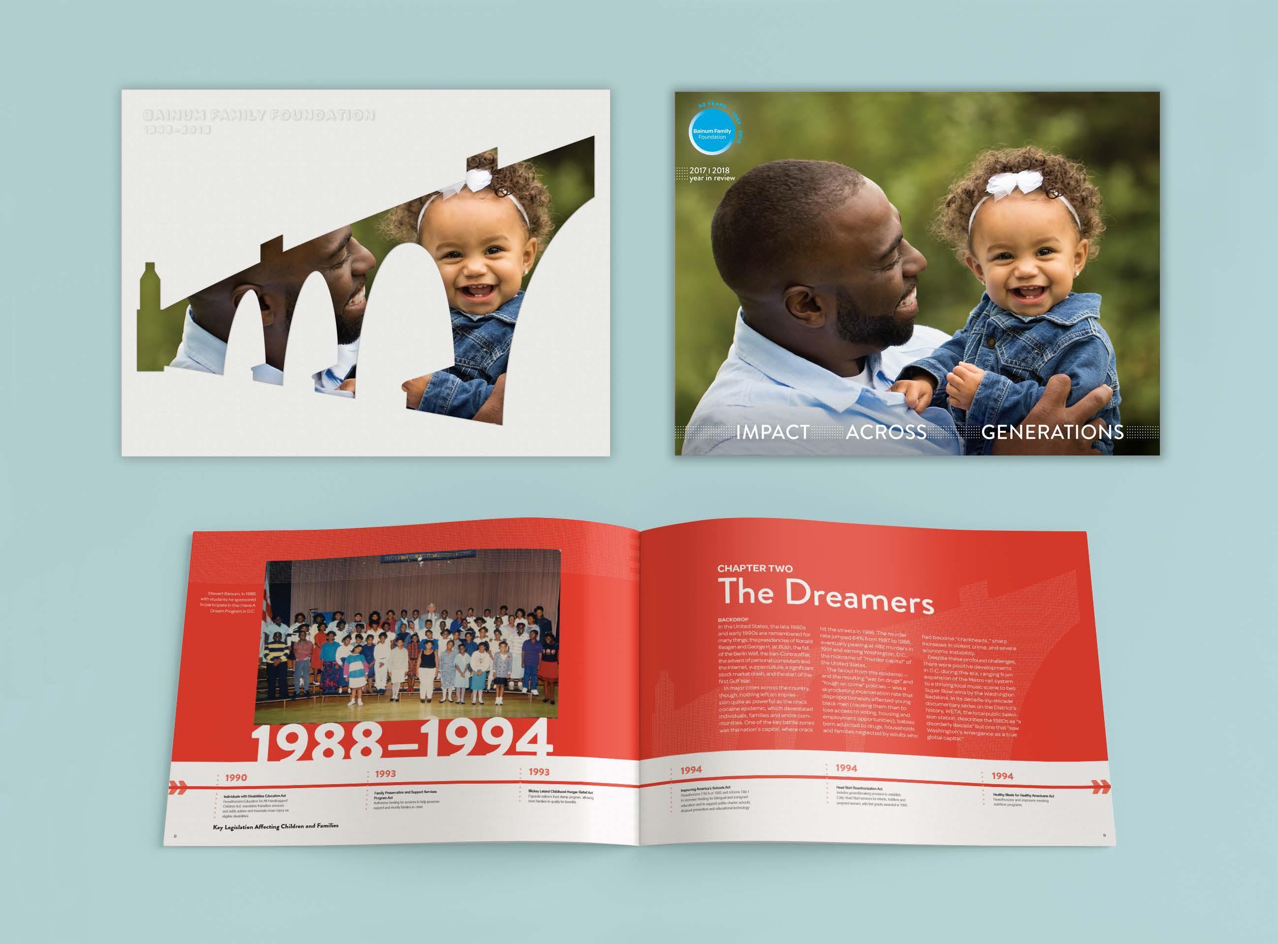 Bainum Family Foundation 2018 Annual Report