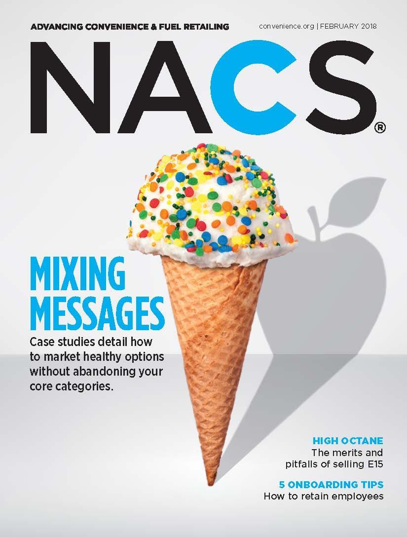 NACS Redesign - Feb 2018