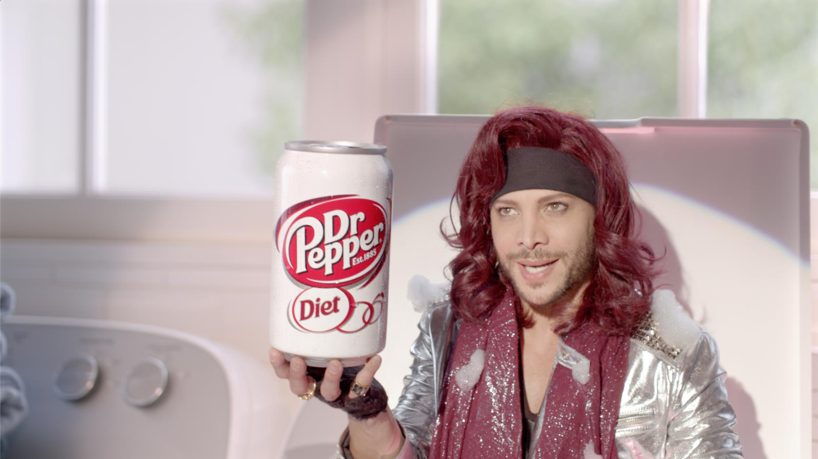 Diet Dr Pepper: Lil