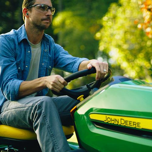 John Deere and EP+Co: Run With Us