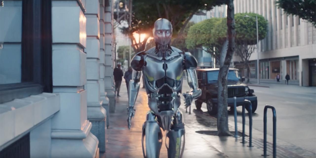 "Michelob ULTRA ""Robots"""