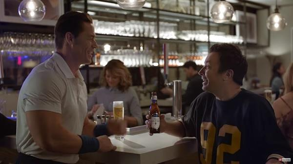 Jimmy Works It Out   Michelob ULTRA   Super Bowl LIV