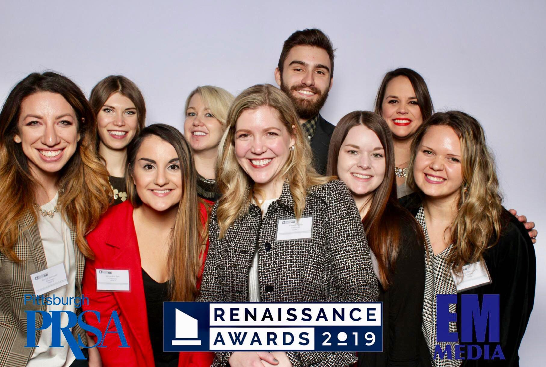 Gatesman Agency - GATESMAN PR AWARDED BEST IN SHOW AT 2019 PRSA RENAISSANCE AWARDS