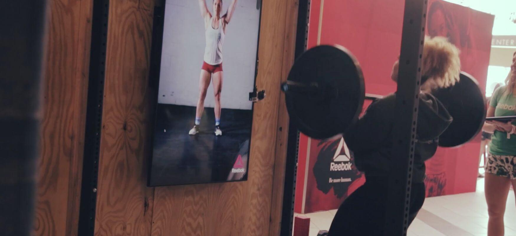 Reebok: Laying down a challenge for the CrossFit Community