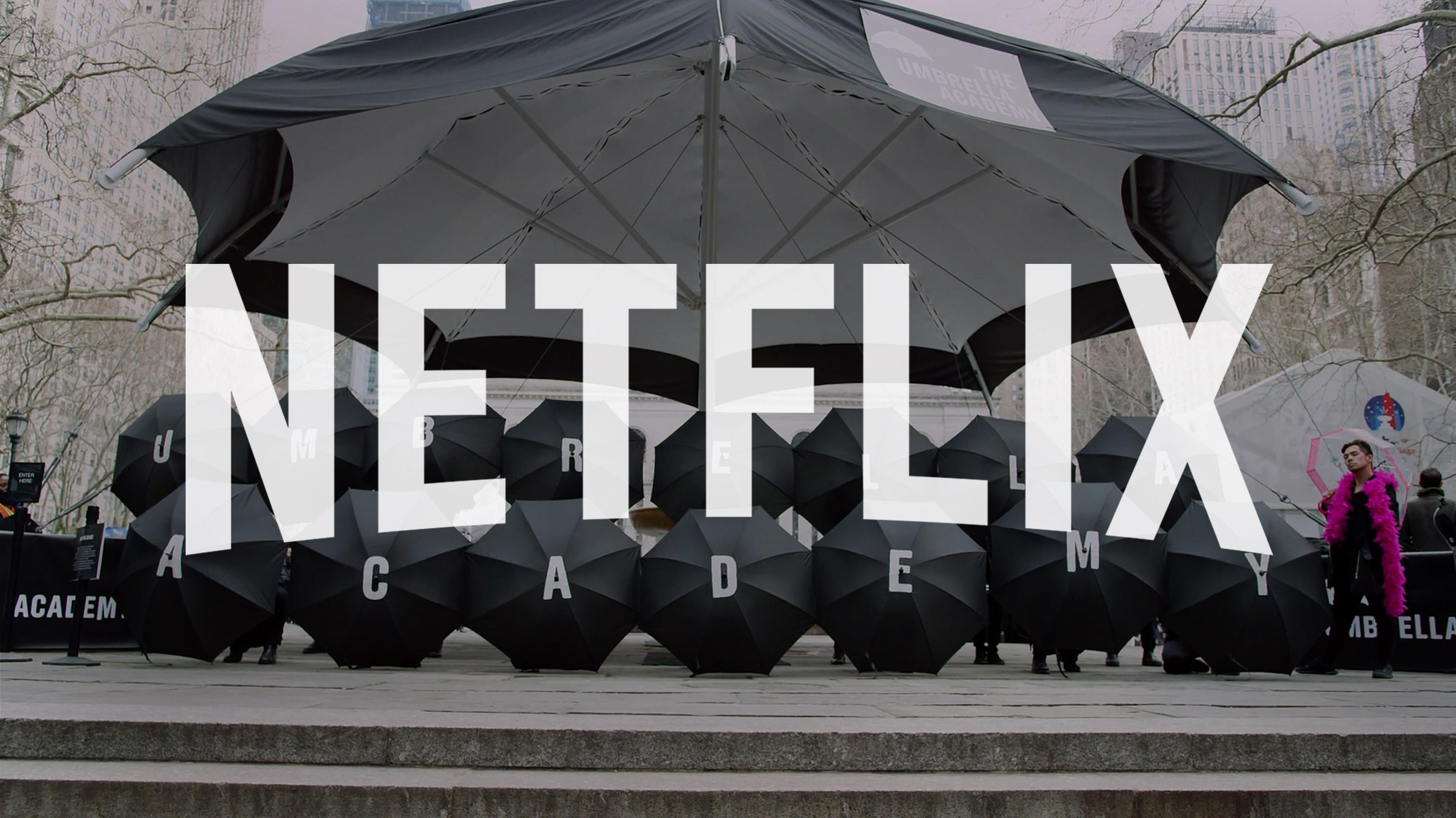 "Netflix - ""Umbrella Academy Wedding"""
