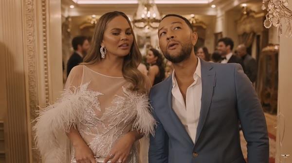 Going Away Party feat. John Legend and Chrissy Teigen | 2020 Super Bowl Commercial | Genesis
