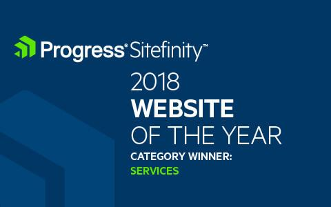 Team SI Client Wins Website of the Year