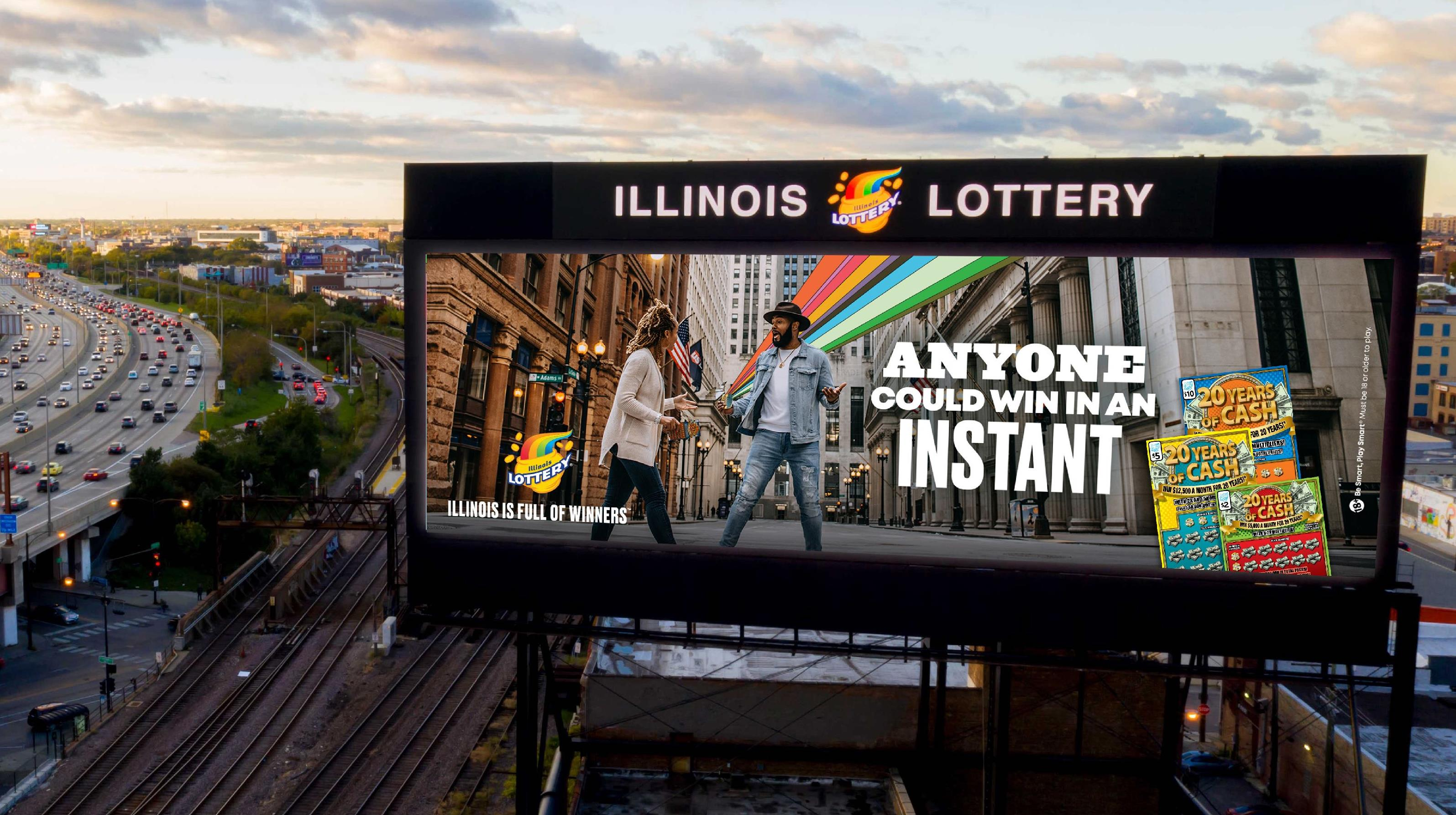 Illinois Lottery: Illinois is Full of Winners